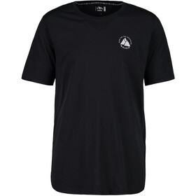 Maloja SassaglM. Multisport Shirt korte mouwen Heren, moonless